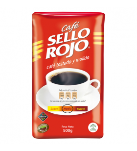 CAFÉ SELLO ROJO 1 LIBRA